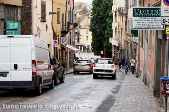 Viterbo - Via Cairoli