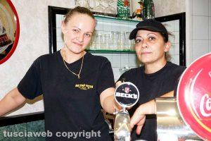 Viterbo - Olga e Daniela