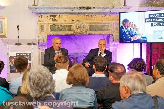 Bomarzo - Giuseppe Fioroni e Claudio Lotito