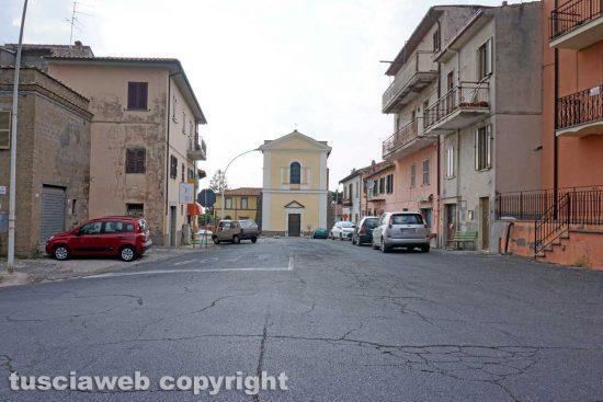 Tre Croci - Piazza Europa