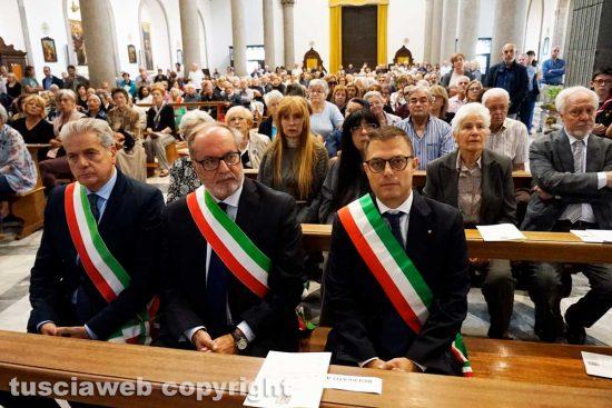 Viterbo - Giovanni Arena, Maurizio Sementilli e Omar Ruberti