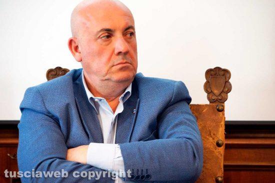 Viterbo - Il prefetto Giovanni Bruno