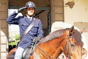 Viterbo - La festa della Polizia di stato