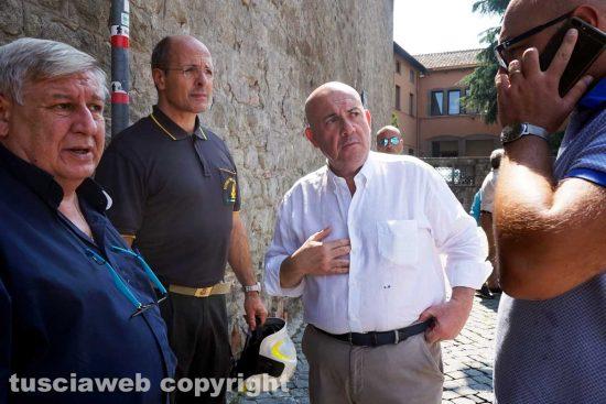 Viterbo - Davide Pozzi e Giovanni Bruno