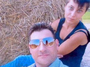 Massimo Sebastiani e Elisa Pomarelli