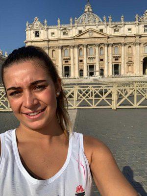 La messaggera di Confartigianato Giulia Valentino tra gli alfieri di Lux Rosae