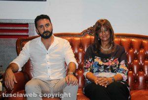 Mirko Ottoni e Silvia Somigli