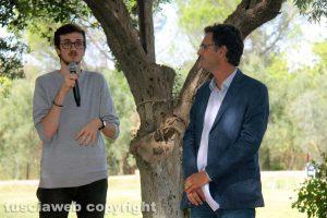 Viterbo - Giuseppe Colla e Leonardo Fiore