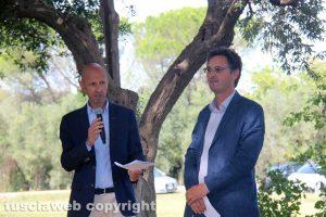 Viterbo - Alessandro Ruggieri e Giuseppe Colla