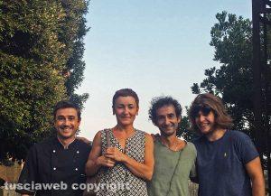 Tuscania - Marco Malè, Romina Capoccia, Giulio Salta, Giulio Iachini