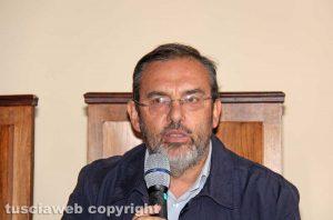 Ronciglione - L'assessore Massimo Chiodi