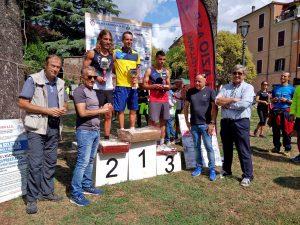 Sport - Atletica - Le premiazioni del trofeo dei Falisci