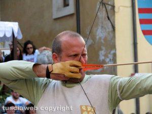 Orte - Ottava di sant'Egidio - Daniele Tassotti vince il palio