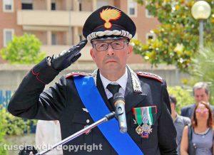 Il colonnello Giuseppe Palma