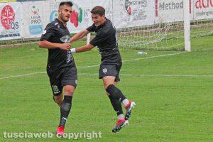 Sport - Calcio - Viterbese - Michele Volpe e Andrea Errico