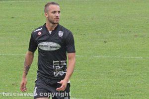 Sport - Calcio - Viterbese - Stefano Antezza