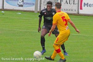 Sport - Calcio - Viterbese - Emmanuel Besea