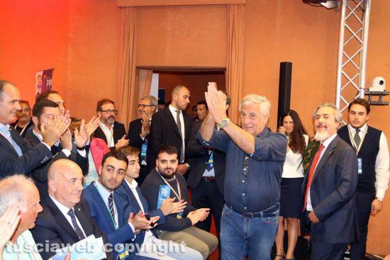 Forza Italia - La convention a Viterbo