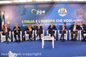 Forza Italia - La convention a ViterboForza Italia - La convention a Viterbo