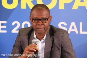 Boubacar Wargo, ministro consigliere alla presidenza della Repubblica del Niger, responsabile per gli investimenti