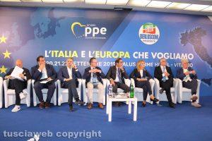 Viterbo - Forza Italia - I sindaci delle zone terremotate