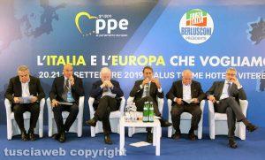 Viterbo - Forza Italia - L'ultimo incontro della convention