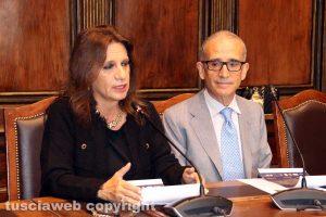 Laura Allegrini e Sandro De Palma