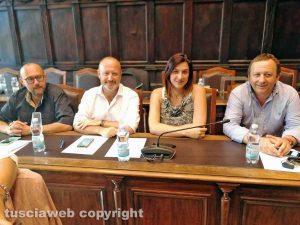 Viterbo - Consiglio comunale - Martina Minchella nel gruppo FdI