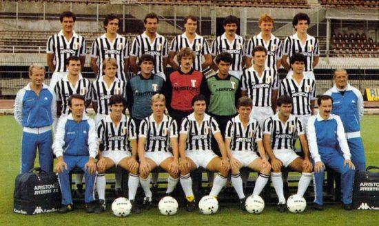 Calcio - La Juventus che disputò la finale di Coppa campioni 1985