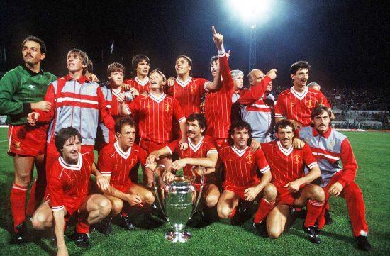 Calcio - Il Liverpool che vinse la Coppa campioni 1984