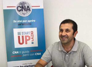 Luca Fanelli, responsabile di Cna installazione e impianti di Viterbo e Civitavecchia