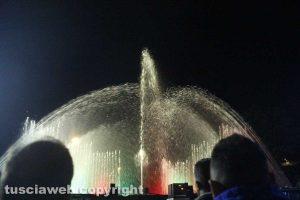 Santa Rosa - Le fontane danzantiSanta Rosa - Le fontane danzanti