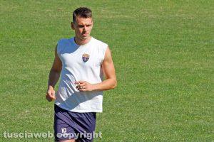 Sport - Calcio - Viterbese - Antonini Culina