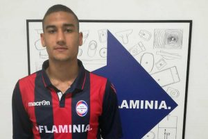 Sport - Calcio - Flaminia - Stefano Rizzo
