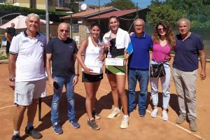 Sport - Tennis - L'Open Santi Marciano e Giovanni
