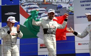Gustavo Sandrucci trionfa a Vallelumga al Mini challenge