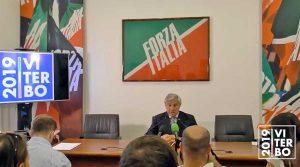 La conferenza stampa di Antonio Tajani