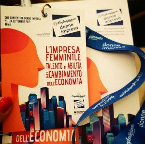 Roma - Convention nazionale di Donne impresa
