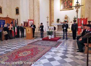 Sant'Angelo in Spatha - La messa della polizia