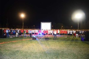 """Sport - Calcio - Flaminia - La """"Serata in Rosso&Blu"""""""