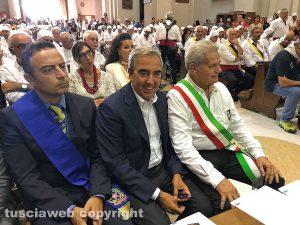 Viterbo - Santa Rosa - Nocchi, Gasparri e Arena