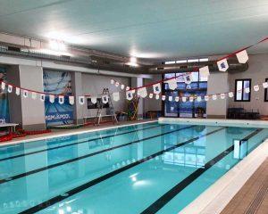Viterbo - La piscina della Mgm pool