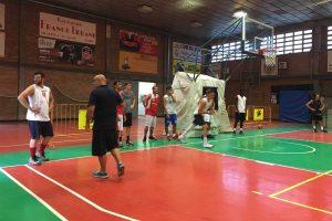 Sport - Pallacanestro - Favl basket - L'allenamento