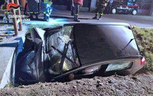 Bologna - L'incidente stradale