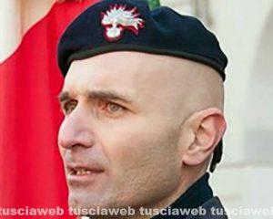 Il colonnello Andrea Antonazzo