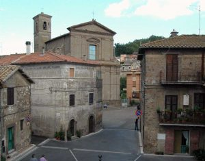 Villa San Giovanni in Tuscia - Piazza del Comune