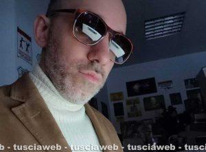 Viterbo - L'esperto di cyber security Gianluca Boccacci