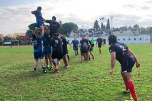 Sport - Rugby - Amatori Civita Castellana - Il primo match di campionato