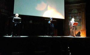 Roma - Serata dedicata a Emmanuele Emanuele al teatro Quirino