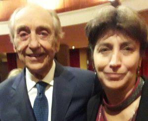 Candida Pittoritto e Emmanuele Emanuele